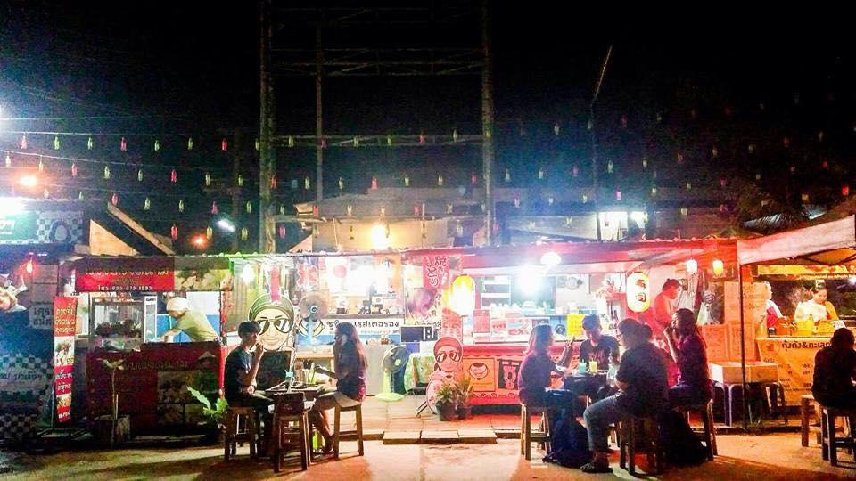 สุดยอด Night Market